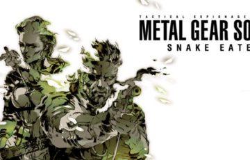 メタルギアソリッド3はシリーズ最高傑作